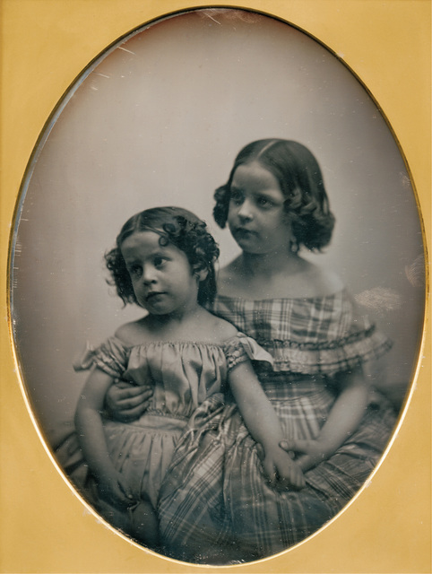 , 'The Young Sisters,' ca. 1850, Contemporary Works/Vintage Works