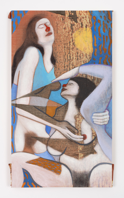 , 'Sunset II (Pillowcase),' 2016, V1 Gallery