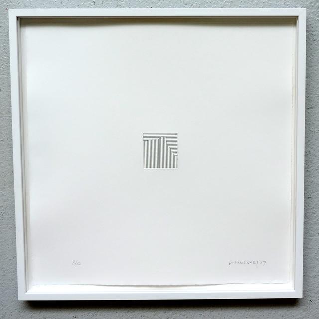 Vera Molnar, 'Courbe Ste. Victoire 2 ', 2019, Galerie La Ligne