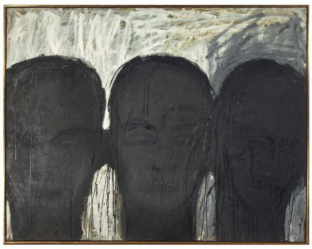 , 'Three Men,' 1960, Nikola Rukaj Gallery