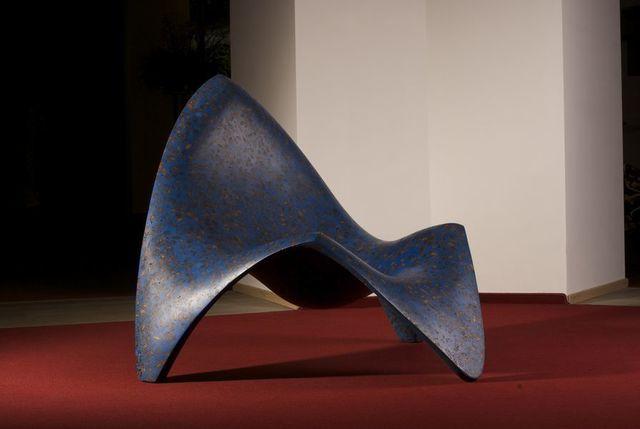 , 'Dreibeinsessel ,' 2016, Kate Vass Galerie