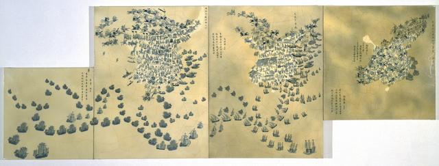 Nancy Chunn, 'Study for China VII: Ming Dynasty', 1996, Ronald Feldman Gallery