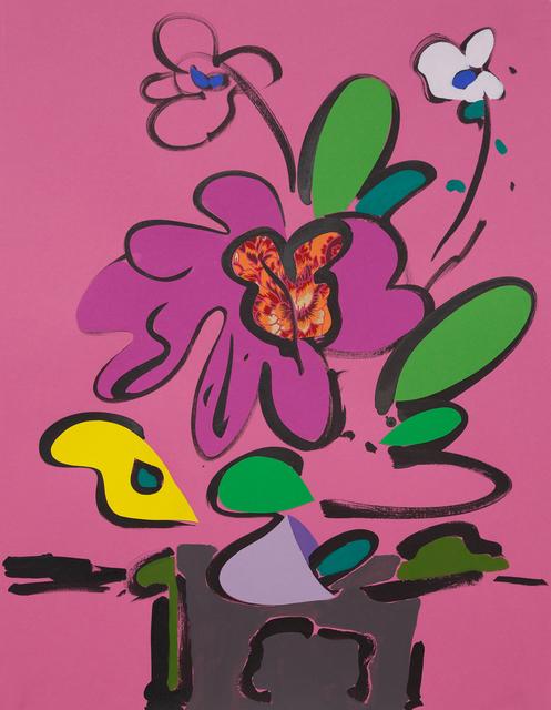 , 'Pink on Pink,' 2017, Jenkins Johnson Gallery