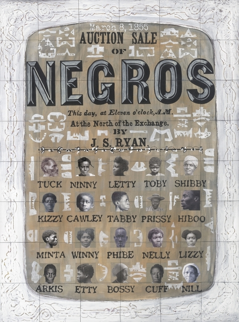 , 'We Know Their Names,' , Zenith Gallery