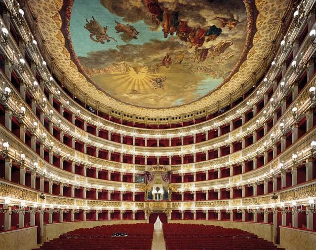 , 'Teatro di San Carlo, Naples, Italy,' 2009, Damiani
