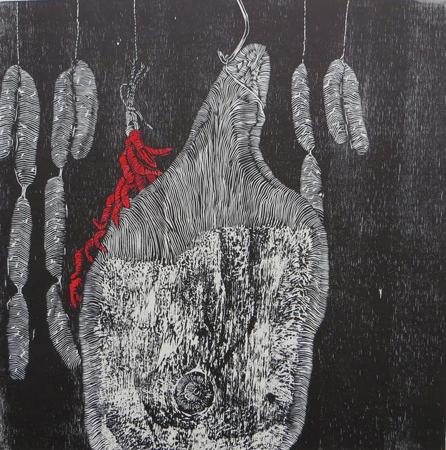Heather Kepski, 'La Dolce Vita', Open Bite Printmakers