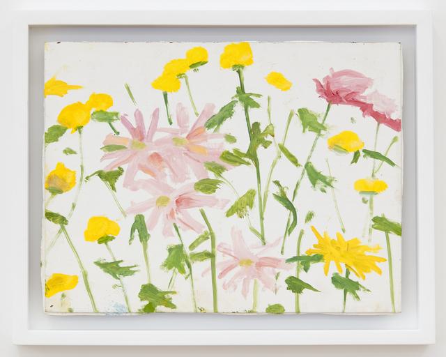 Alex Katz, 'Spring Flowers 1', 2011, Peter Blum Gallery