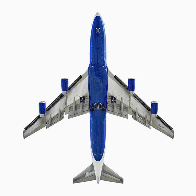 , 'British Airways Boeing 747-400,' 2005, Bau-Xi Gallery