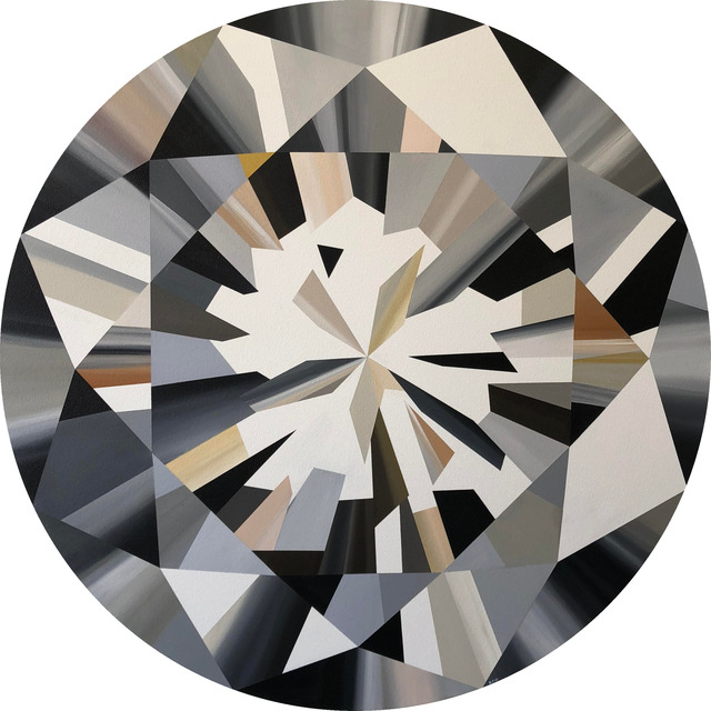 , 'Clear Diamond (nude tones),' 2018, Incontemporary