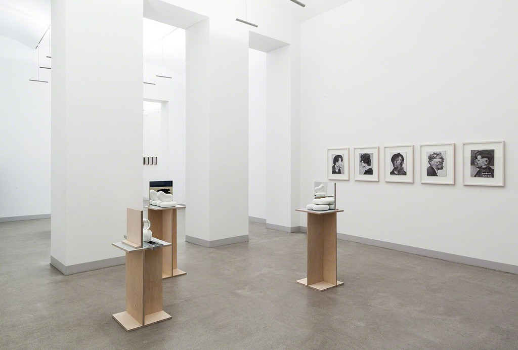 Bernhard Hosa, exhibition view