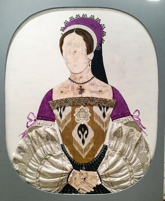 , 'Queen Maxima,' 2018, Rebecca Hossack Art Gallery