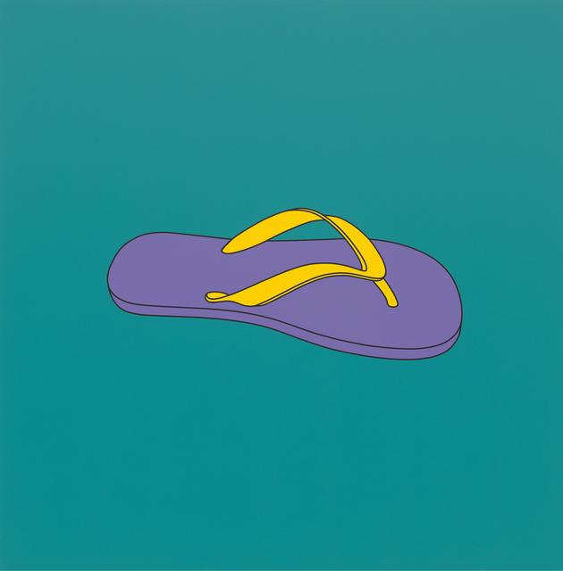 , 'Untitled (flip-flop),' 2014, Gallery Hyundai