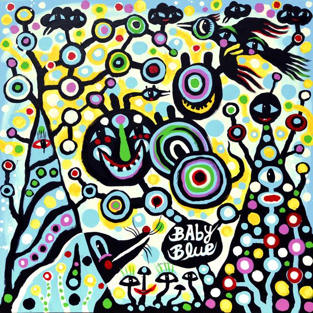 , 'Baby Blue,' , Spalding Nix Fine Art