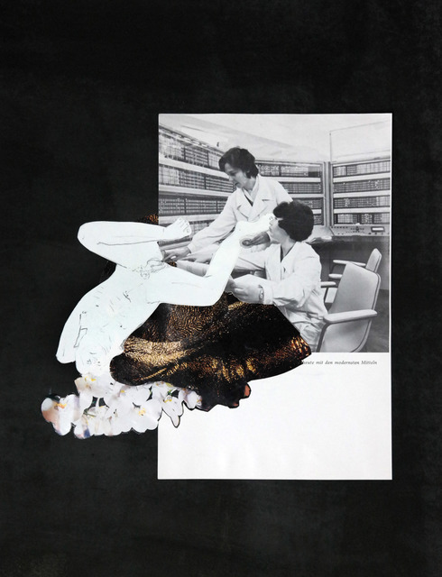 , 'Bodypolitics III (Investigations),' 2016, Galerie Heike Strelow
