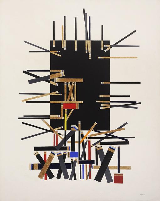 , 'Relationships No 16,' 1982, Charles Nodrum Gallery