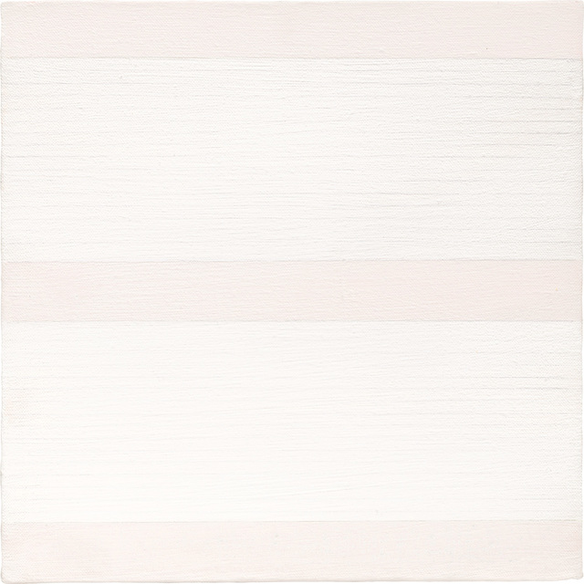 Agnes Martin, 'Untitled', circa 1995, Phillips