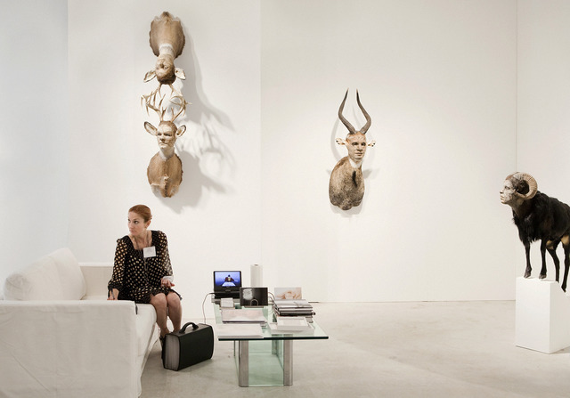 , 'Art Fare: Claire Oliver Gallery,' 2010, Clark Gallery