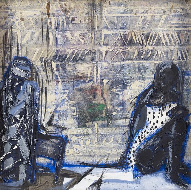 , 'Threnody Study,' 1970, The Scottish Gallery