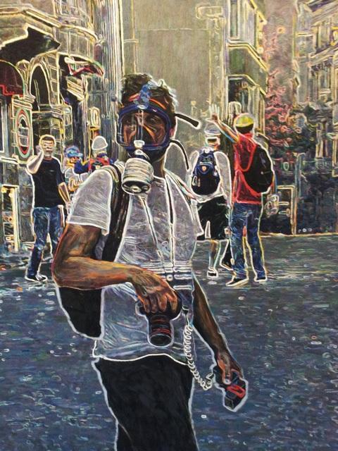 , '(Gezi),' , Olcay Art