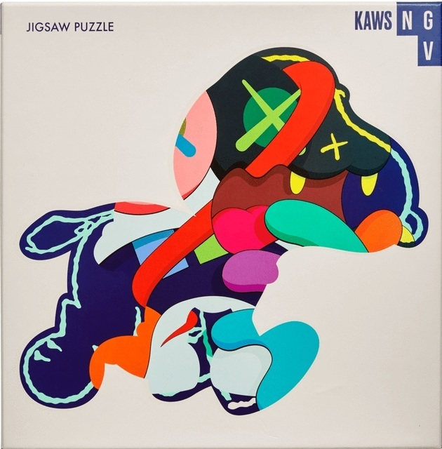 KAWS, 'Stay Steady (Puzzle)', 2019, Tate Ward Auctions