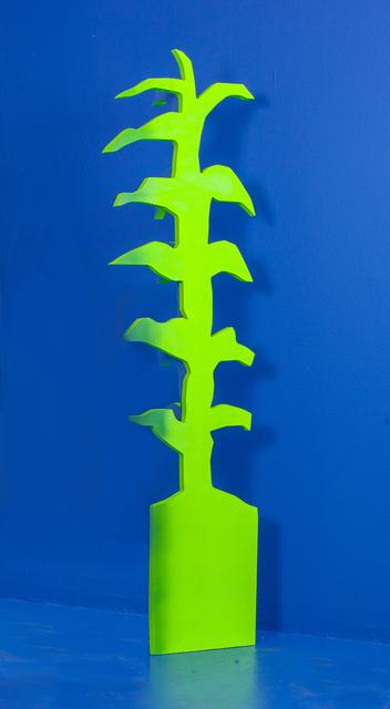 , 'Untitled (Neon Plant 1),' 2017, VICTORI+MO CONTEMPORARY