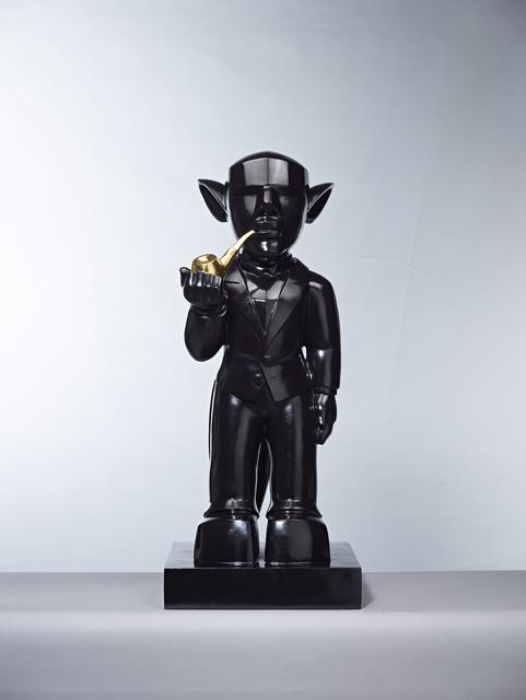 , 'Attending a banquet,' 2006, Powen Gallery