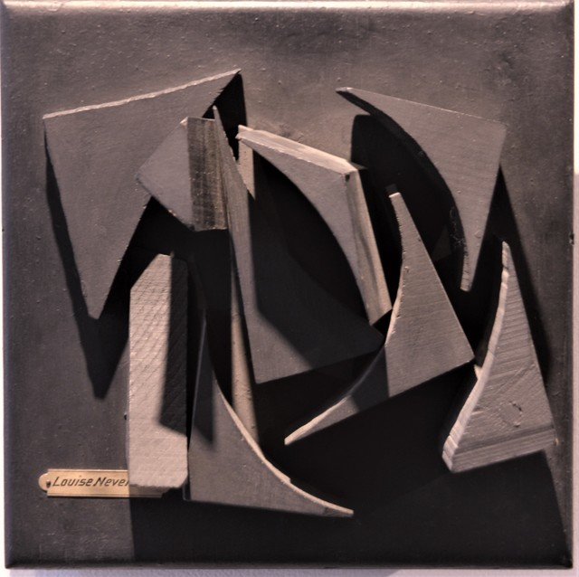 Louise Nevelson, 'Small Wood Relief', ca. 1960, Clarke Gallery