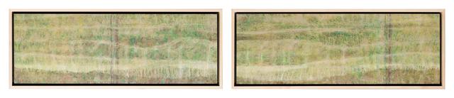 , 'Greenery,' 2016, Bentley Gallery