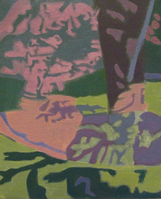 , 'Pink Apple Tree,' 1998, Walter Wickiser Gallery