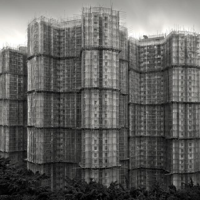 , 'Chai Wan Cocoon, Hong Kong - 2009,' 2009, Contemporary by Angela Li