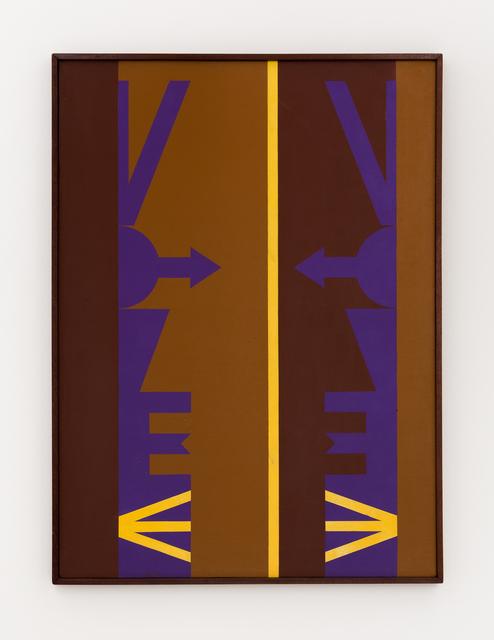 , 'Emblema - 1978,' 1978, Mendes Wood DM