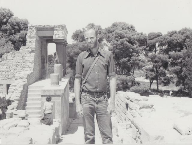 Carlos Ginzburg, 'Ginzburg à Crète, Europe. ', 1977, Herlitzka + Faria