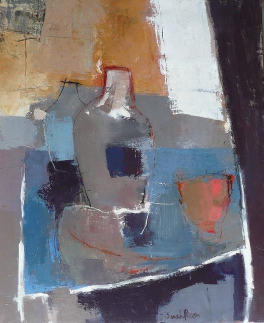 , 'La Table Bleue,' 2009, Susan Eley Fine Art