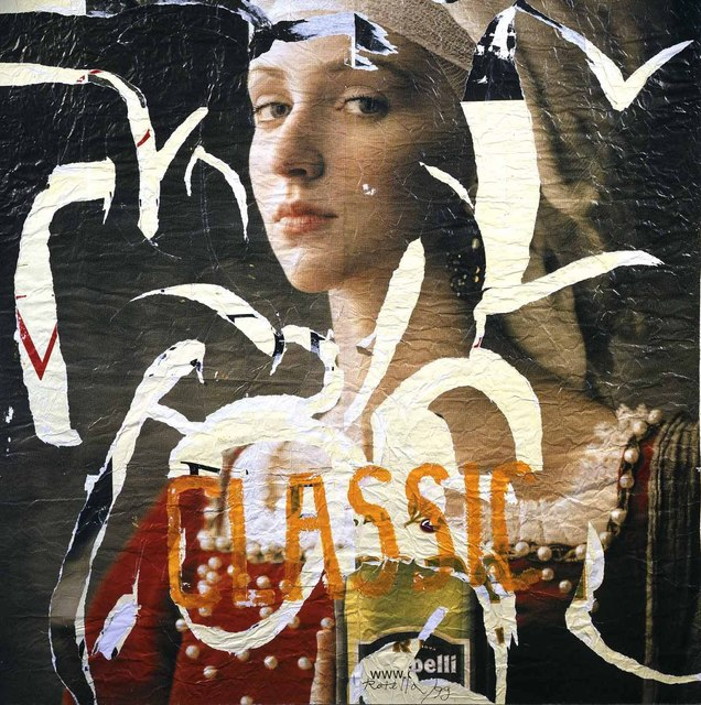 Mimmo Rotella, 'Classic', 1999, Tornabuoni Art