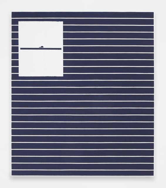 Andrew Gbur, 'House Painting (blue)', The Still House Group