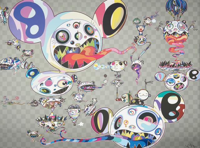 Takashi Murakami, 'Hands Clasped', 2015, Phillips