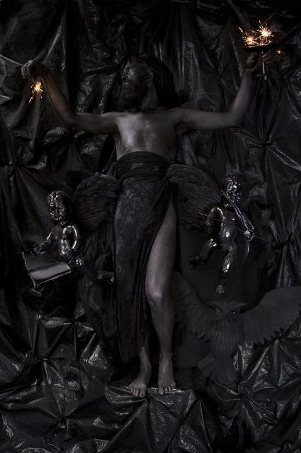 , 'A Noite e os Gênios do Estudo e do Amor,' 2014, Athena Contemporânea