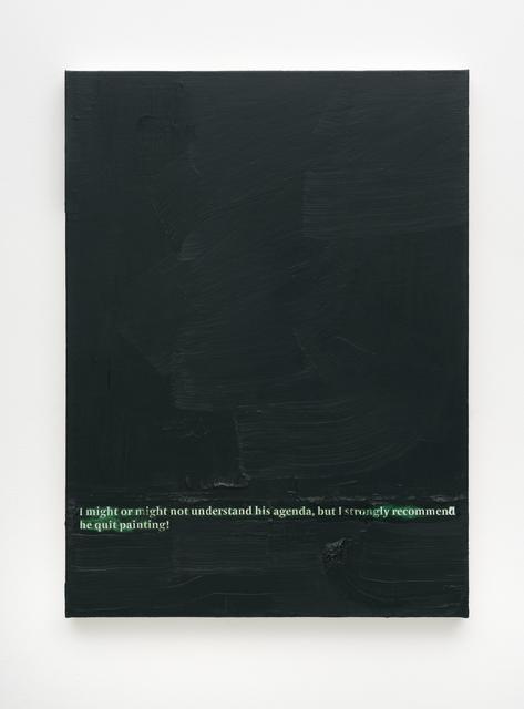 , 'Frieze no. 171,' 2017, PPC Philipp Pflug Contemporary