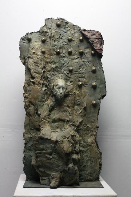 , 'Old Wall,' 2015, Turner Carroll Gallery