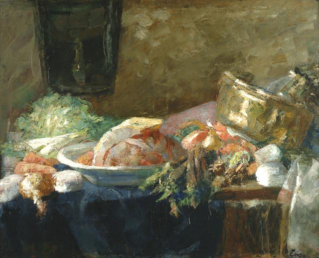 , 'Nature morte au canard,' 1880, Triennale Design Museum