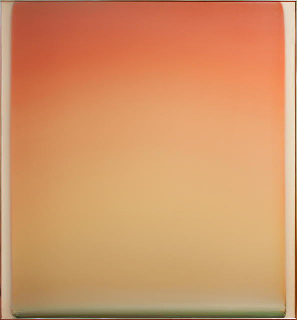 , 'Sunset Series #1,' 1977, Greg Kucera Gallery