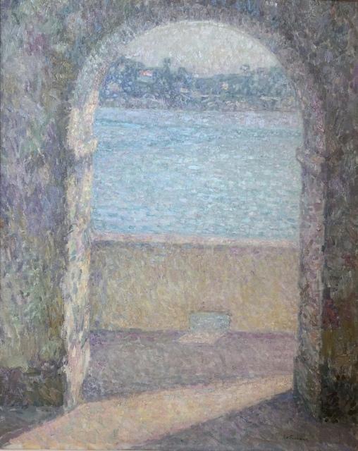 , 'La Porte de la mer, Villefranche-sur-Mer,' 1926, Daphne Alazraki Fine Art