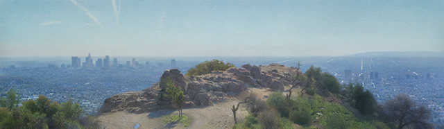 , 'Midday, Griffith Park,' 2015, Craig Krull Gallery