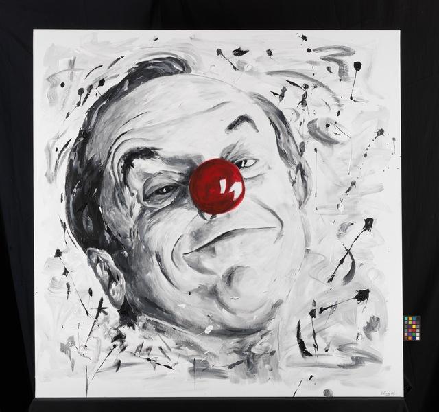 , 'Jack Nicholson,' 2017, Eden Fine Art