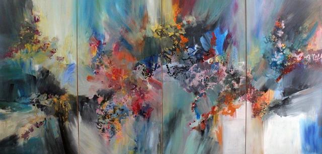 , 'Franz Schubert, Trout Quintet, Quartet,' 2016, Madrona Gallery