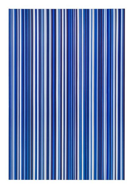 , 'Stripes Nr. 36,' 2012, Erik Thomsen