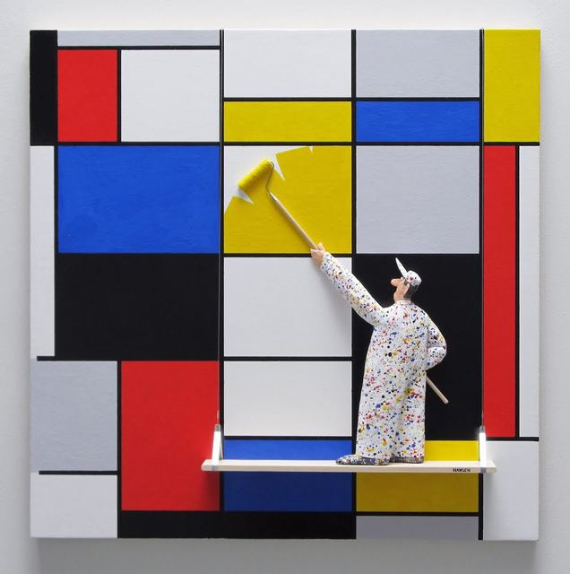 , 'GMIA: Mondrian - Composition A,' , Water Street Gallery