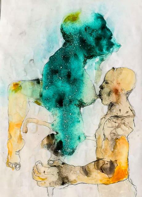 Sadikou Oukpedjo, 'Têtée', 2018, Out of Africa Gallery