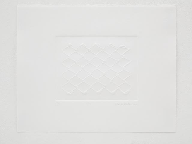 , '3D,' 2015, White Cube