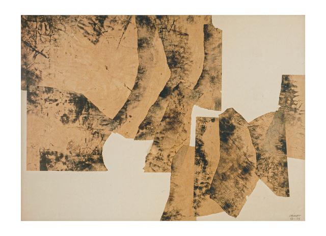 , 'Untitled,' 1959, Zeit Contemporary Art